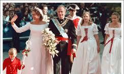 Bodas Reales- Infanta Cristina