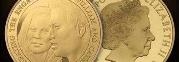 Bodas Reales- Royal Mint