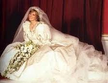 Bodas Reales- Vestido de Diana de Gales