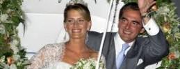 Bodas reales-Nicolás de Grecia y Tatiana
