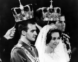 Bodas reales-Sofía de Grecia y Juan Carlos