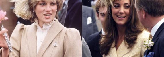 Bodas Reales- Kate y Diana