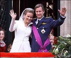 Bodas reales-Príncipe Felipe de Bélgica