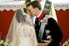 Bodas reales-Príncipe Joaquín y Marie Cavallier