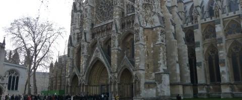 Bodas Reales- Abadía de Westminster
