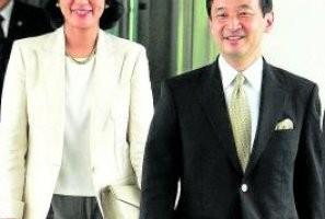 Bodas Reales- Los Príncipes de Japón