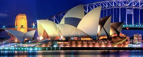 Bodas Reales- Viaje de Guillermo a Australia