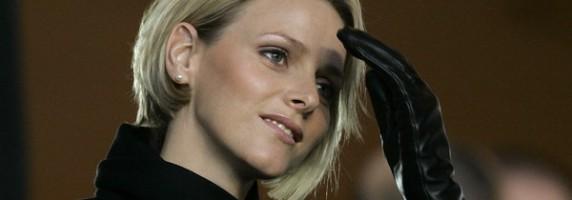Bodas Reales- Charlene Wittstock
