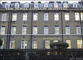 Bodas Reales- Hospital de Londres