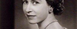 Bodas Reales- La reina Isabel II