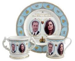 Bodas Reales- Souvenirs boda Guillermo y Kate