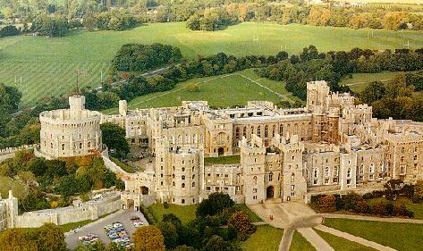 Bodas Reales - Palacio de Windsor