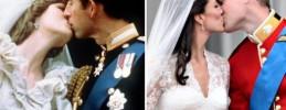 Bodas Reales - Coincidencias y diferencias con la boda de Lady Di