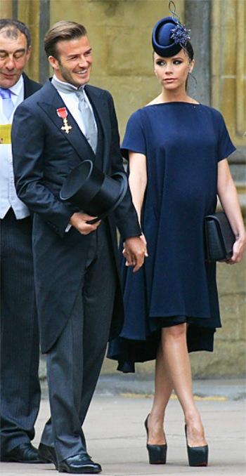 Bodas Reales - David y Victoria Beckham