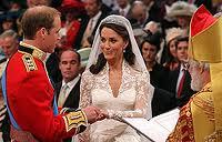 Bodas Reales- Príncipes de Gales