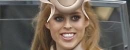 Bodas Reales - La princesa Beatriz subastará el tocado que lució en la boda real británica
