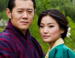 Bodas reales - Ahora, boda real en Bután