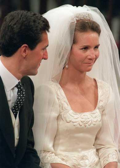 Bodas Reales - Infanta Elena