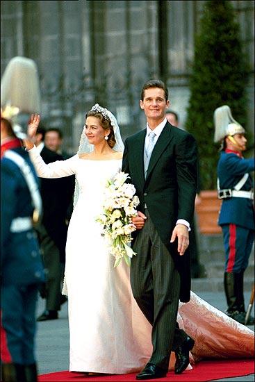 Bodas Reales - Infanta Cristina