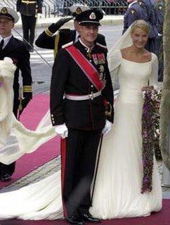 Bodas Reales - Mette Marit