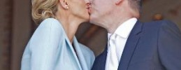 Bodas Reales - Alberto y Charlene ya son marido y mujer