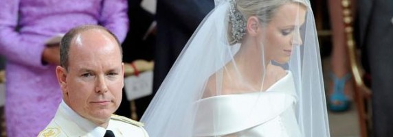 "Bodas Reales - Charlene se sincera: ""Soy una mujer inmensamente feliz"""