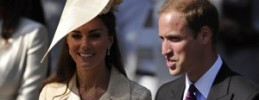 Bodas Reales - Kate Middleton y el Principe William en Boda Real de Zara Phillips