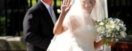 Bodas Reales - El beso de Zara y Mike, Kate recicla y lo que la novia no copió a su hermano