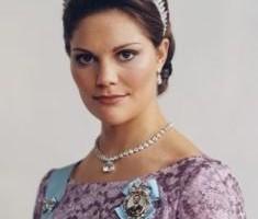 Bodas Reales - Victoria de Suecia fue embarazada a la boda de Charlène y Alberto de Mónaco