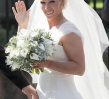 Bodas Reales - El vestido, la tiara, el ramo... Los secretos mejor guardados de Zara Phillips para el día de su boda