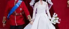 Bodas Reales - La boda de plástico de Guillermo y Catalina