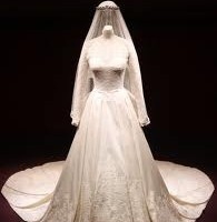 Bodas Reales - El vestido de Kate rompe las taquillas