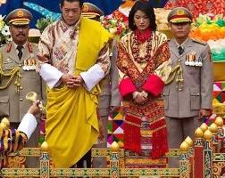 Bodas Reales - Boda Real en Bután